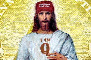 QAnon is a religion